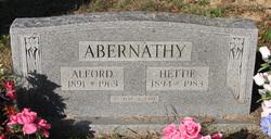 Alford F. Abernathy