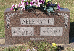 Pearl <i>Tabor</i> Abernathy