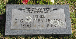 George Grady Bud Ballentine