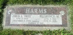 Fredrick Ira Fritz Harms