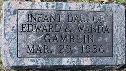 Infant Gamblin