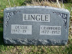 Dessie <i>Ellis</i> Lingle
