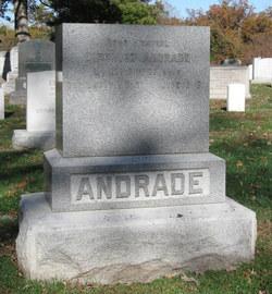 Annie Augusta <i>Berry</i> Andrade
