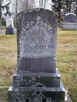 Calvin Arnold