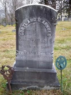 Corland DeWitt Arnold