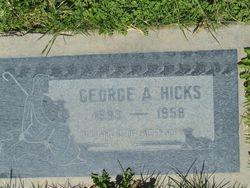 George A Hicks