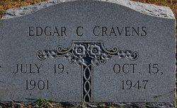 Edgar C Cravens