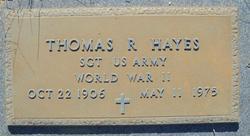 Thomas Richard Hayes, Jr