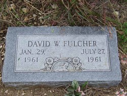 David Wayne Fulcher