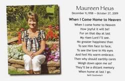 Maureen Heus