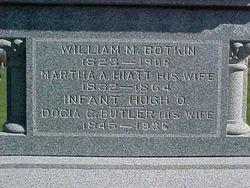Martha Ann <i>Hiatt</i> Botkin