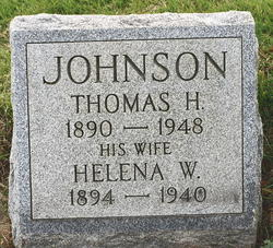 Thomas H. Johnson