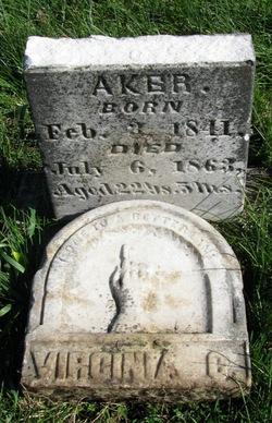 Virginia Catherine Aker