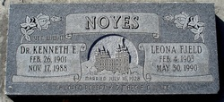 Kenneth Eugene Noyes