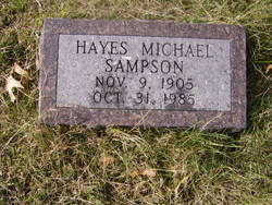 Hayes Michael Sampson