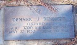 Denver J. Bennett