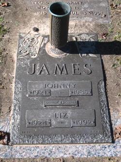 Liz James