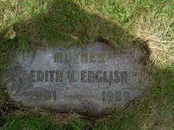 Edith Viola Anna <i>McGauley</i> English