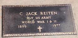Sgt Conhard Serius Jack Reiten
