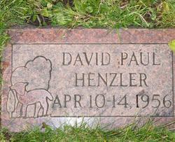 David Paul Henzler
