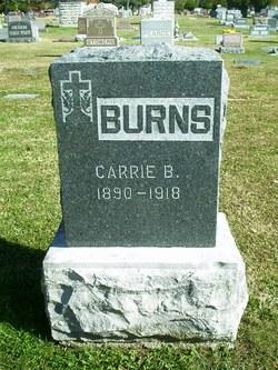 Carrie Belle Burns