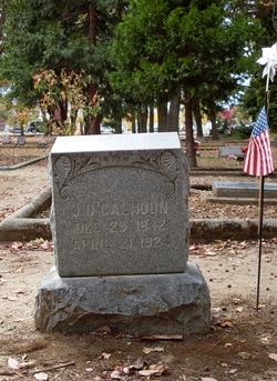 John Duvall Calhoun