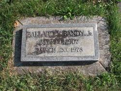 Ballard Y. Bandy, Jr