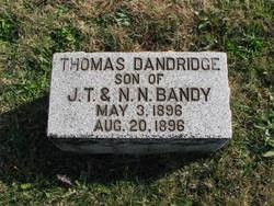Thomas Dandridge Bandy