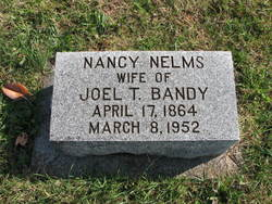 Nancy Nelms Bandy