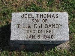 Joel Thomas Bandy