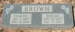 Eugene Gene Brown