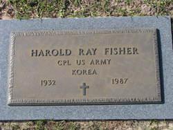 Harold Ray Fisher