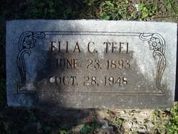 Ella Christine <i>Gunkel</i> Teel