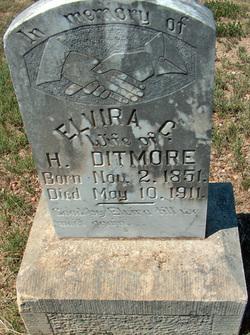 Elvira C. <i>Mathews</i> Ditmore