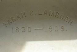 Sarah C Lamborn