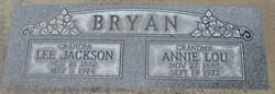 Lee Jackson Bryan