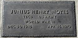 Junius Henry Noyes