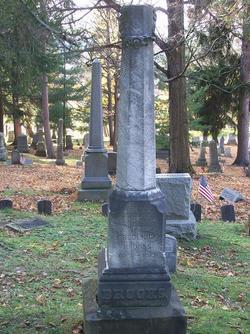 Abigail <i>Curtiss</i> Brooks