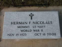Herman F. Nicolaus