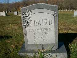 Rev Chester N Baird