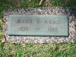 Mary P. <i>Powell</i> Abad