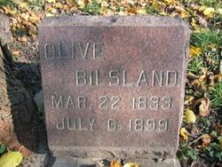 Olive Bisland