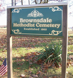 Brownsdale Methodist Cemetery
