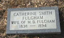 Catherine <i>Smith</i> Fulgham