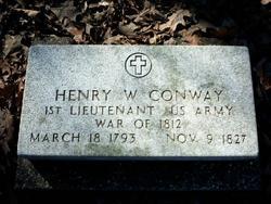 Henry Wharton Conway