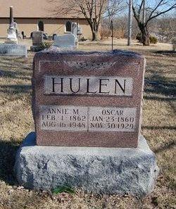 Oscar Hulen