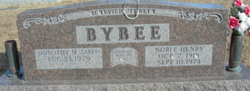 Noble Henry Bybee