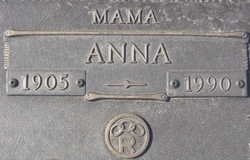 Martha Ann Anna or Annie <i>Sherwood</i> Wells