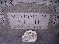Marjorie M <i>Youtsey</i> Stith