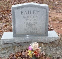 Irene E. <i>Nix</i> Bailey